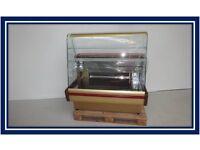 £700+VAT Cake Fridge Serve Over Counter Display Chiller 120cm (3.9feet) ID:T2014