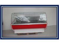 £700+VAT Serve Over Counter Display Fridge Meat Chiller 190cm (6.2feet) ID:T2013