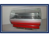 £680+VAT Serve Over Counter Display Fridge Meat Chiller 185cm (6 feet) ID:T1743