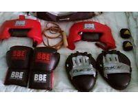 Used Boxing Equipment