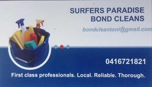 Bond cleaning. Carpet & Pest Control SURFERS PARADISE BOND CLEANS Southport Gold Coast City Preview