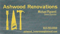 Ashwood Renovations - Quality and Excellence