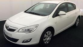 Vauxhall/Opel Astra 1.3CDTi ecoFLEX FROM £20 PER WEEK!