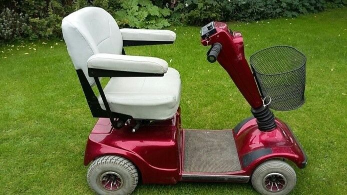 Celebrity Pride Mobility Scooter. Full working order, new batteries, excellent condition.