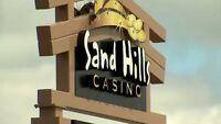 Sand Hills Casino Bus Trip