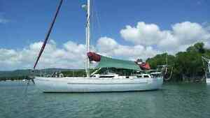 Travel buddies sailing adventure. Airlie Beach Whitsundays Area Preview