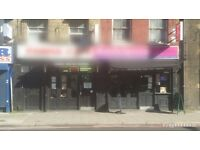 A3 cafe/restaurant in the heart of Vauxhall (15 Years New Lease)