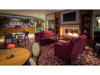 Casual Night Receptionist - Hilton Garden Inn Luton North