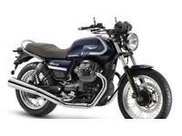 New Moto Guzzi V7 IV Special 850cc Blue 2021 with 25% more GO