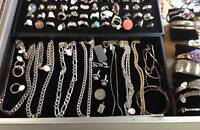 Large Selection  Men's Sterling Silver Chains Jewellery