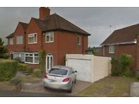 *B.C.H* 3 Bed Semi-Detached house- Ashover Road- Great Barr