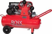 BOSS 18CFM/ 3.5HP Air Compressor on 70L Tank Browns Plains Logan Area Preview