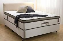 Indulgence Plush King size bed ( mattress only) Middle Park Port Phillip Preview