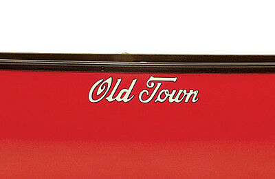 Old Town Canoe Original OEM Decal