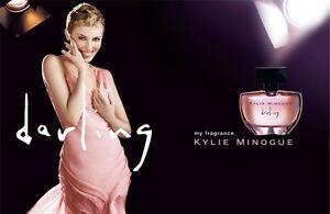 Darling by Kylie Minogue 30ml Perfume BNIB Sealed