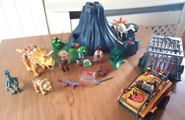 Die Top 3 Playmobil Dinosaurier-Sets
