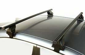 Nissan Qashqai J10 roof bars, door arch mounted - no side rails required. Brand new bought in error