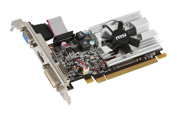 MSI Radeon HD 6450