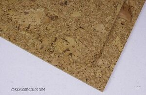 Install Cork Tiles in Your Bathroom Floor and Feel the Warmth!