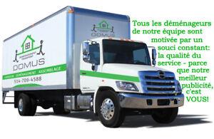 Assemblage, Transport & livraison, Déménagement  514-709-4588