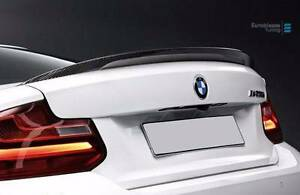 BMW F22 F23 ///M Performance Rear Spoiler Sydney City Inner Sydney Preview