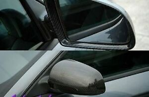 Full Replacement CARBON FIBER Mirror Housing For AUDI A3