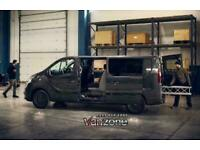 2021 Renault Trafic Trafic Crew LL30 145ps Sportnav Van Diesel Manual