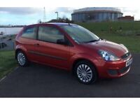 2006 Ford Fiesta 1.2 style with a full MOT and 6 months extendable warranty