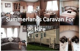 Caravan for hire, Ingoldmells near skegness
