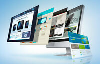 Website design with HTML5, PHP, JQuery, CSS3, JavaScript and Wor