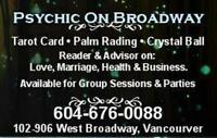 Psychic On Broadway