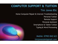 1 to 1 Computer lessons / tuition