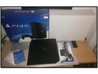 PS4 Pro 1TB - Great Condition [BOXED] - Console Unit Only [SOLD]