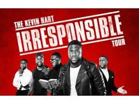 Kevin Hart The Irresponsible Tour, THE O2, LONDON, COST PRICE