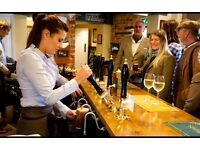 Bar/waiting crew - Haighton Manor, new pub restaurant near Preston