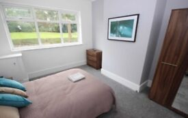 Brand New Furnished Double Room Available in Oldham