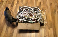 Free pick up of scrap wire