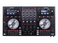 Numark NV Midi DJ Decks