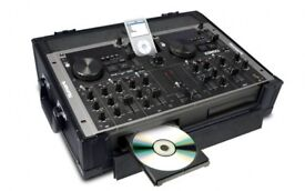 NUMARK CDMIX DECKS AND NUMARK X9 mixer