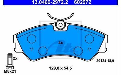 4x ATE Bremsbeläge vorne für VOLKSWAGEN TRANSPORTER 13.0460-2972.2 - Mister Auto