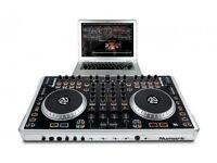 numark N4 4-Channel DJ Controller