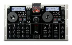 Numark Icdmix 3 with road case