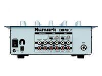 Numark DXM01USB Mixer