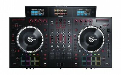Numark NS7III Four Deck Serato DJ Controller W/3 Color LCD'S+Serato DJ Software for sale  Shipping to South Africa
