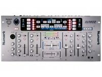 Brand New In Box Rare Numark AVM02 - Professional Video & Audio VJ Mixer with Effects DJ New Music