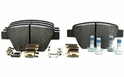 4x ATE Bremsbeläge hinten für AUDI A3 SEAT LEON ALTEA SKODA YETI 13.0460-3858.2