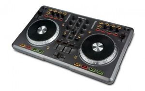 Numark Mixtrack DJ controller and Audio2DJ soundcard