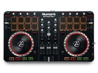 Numark Mixtrack Pro 2, 2 Cannel DJ Controller with Audio I/O