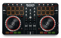 ATTENTION DJ's NUMARK MIXTRACK PRO II USED ONCE