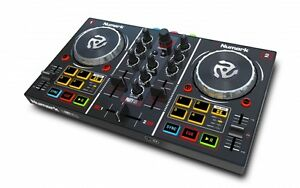 Numark Party Mix DJ Controller w/ LED Lights